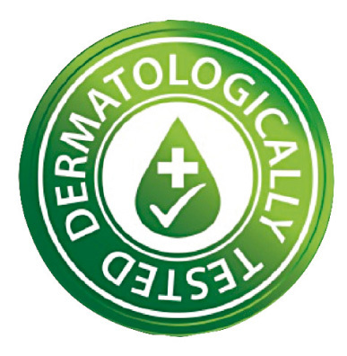 Dermatologically